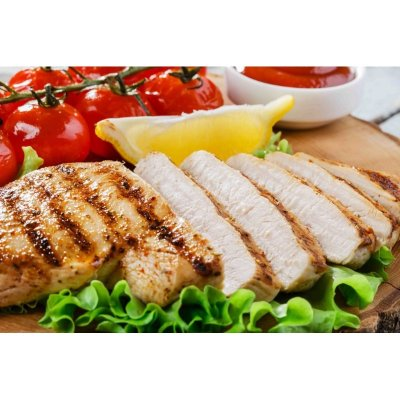 All Natural Boneless Skinless Chicken Breast Portions