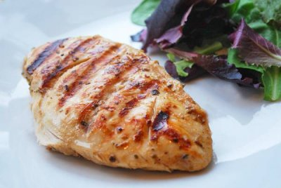 Chicken Breast, Grilled