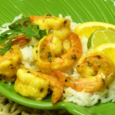 Island Lime Shrimp