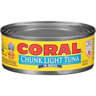 Tuna Salad, Chunk Light