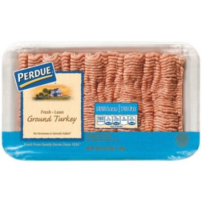 93% Lean Ground Turkey,