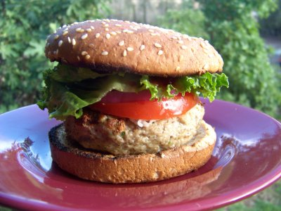 Fresh Turkey Burgers
