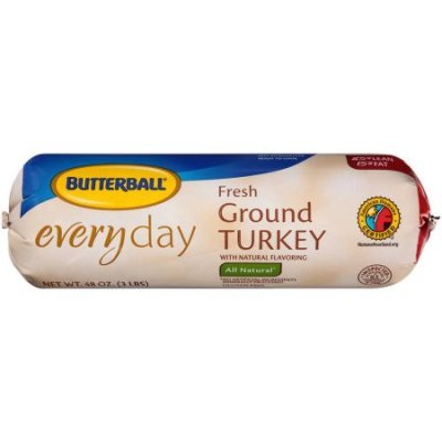 Everyday Fresh Ground Turkey