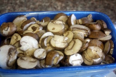 Baby Bella Sliced Mushrooms