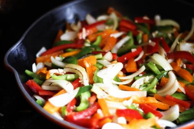 Pepper Stir-Fry