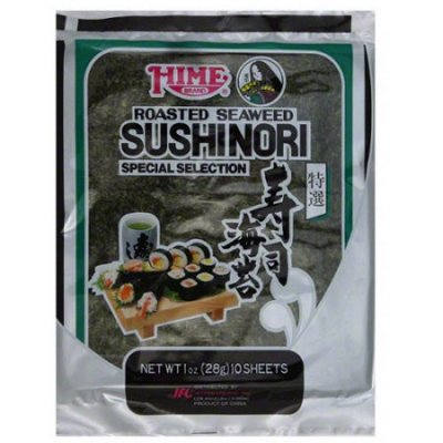 Roasted Seaweed Sushi Nori, Special Selection