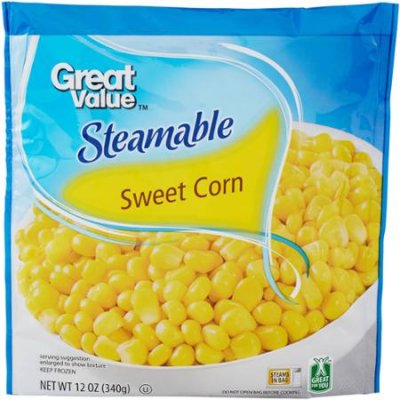Steamable Sweet Corn