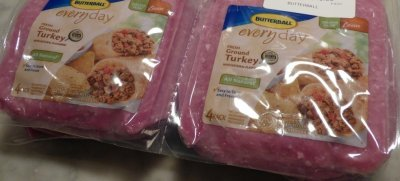 All Natural Ground Turkey