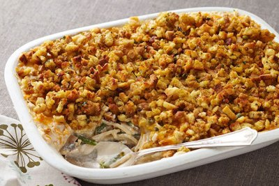 Creamy Turkey & Stuffing