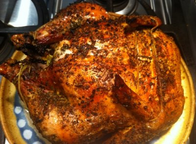 Jumbo Roasted Chicken