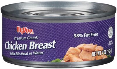 Premium Chunk Chicken Breast with Rib Meat