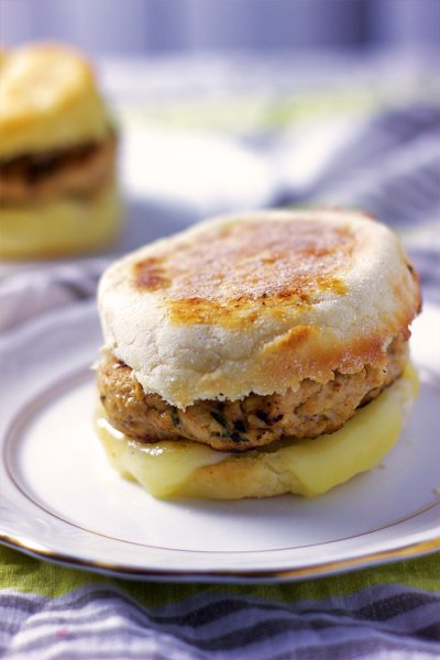 Country Style Chicken Breakfast Sausage