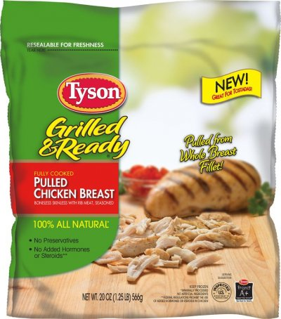 Grilled And Ready Fully Cooked Chicken Breast Strips