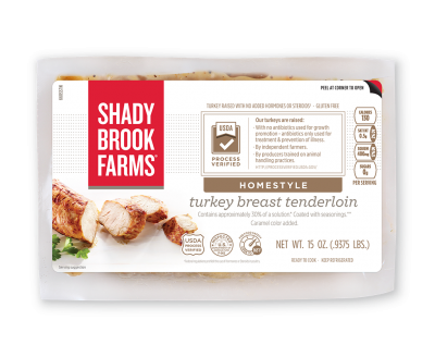 Homestyle Turkey Breast Tenderloins,