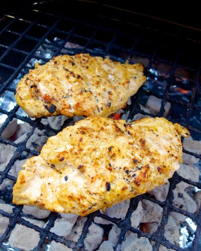 Sea Salt & Olive Oil Flavored Chicken Breasts