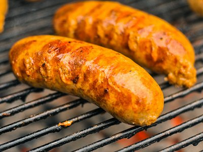 Wildfire Buffalo Chicken Sausage