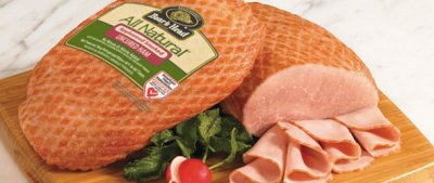 Natural Applewood Smoked Uncured Ham