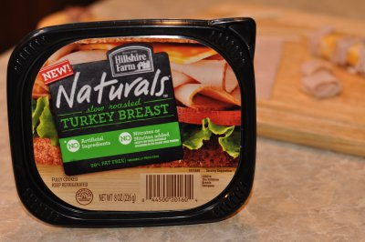 Naturals, Slow Roasted Turkey Breast