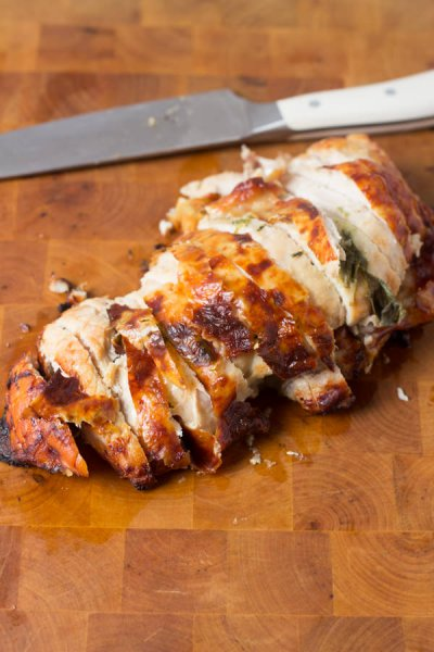 Turkey Breast, Herb