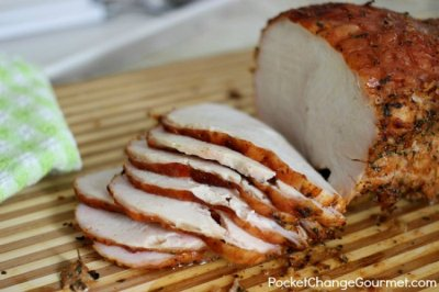 Oven Roasted And Sliced Turkey Breast