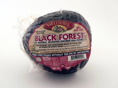 Uncured Black Forest Ham