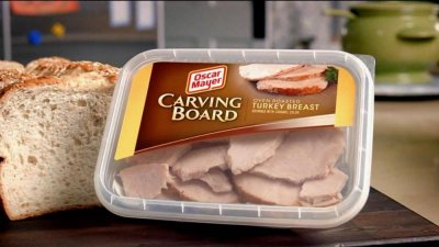 Carving Board, Turkey Breast, Applewood Smoked
