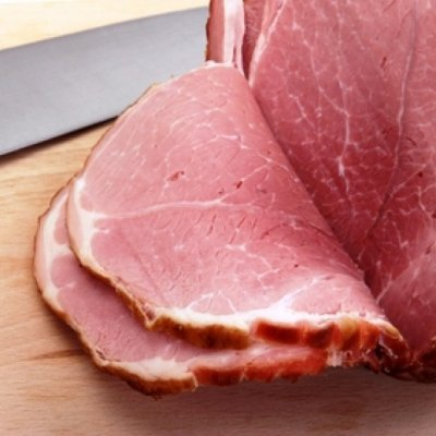 Ham, Cooked, Sliced