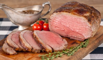 Finely Sliced Roast Beef