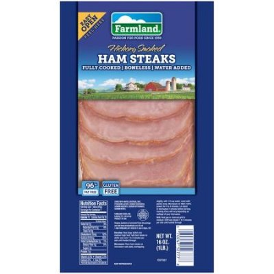 Ham,Fully Cooked 96% Fat Free