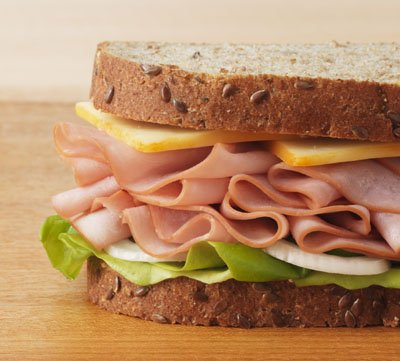 Sliced Ham,Premium Thin Sliced 98% Fat Free