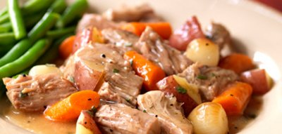Turkey Pot Roast, Dark Turkey