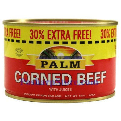 Corned Beef with Juices