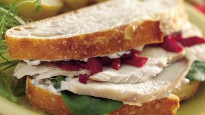Deli - Presliced Turkey,Sliced Oven Roasted Turkey Breast