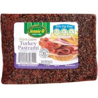 Turkey Pastrami,Lean