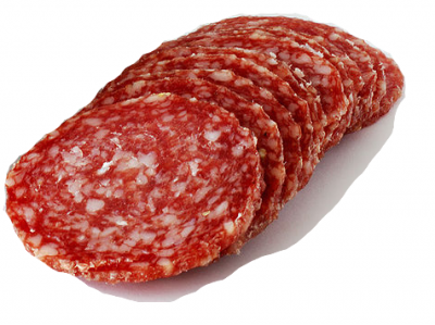 Deli - Salami Pillow Pack, Hard Salami Snack Size