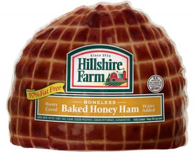 Honey Ham with Natural Juices