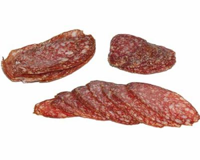 Sliced Hard Salami