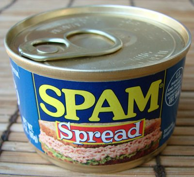Spam, Spread