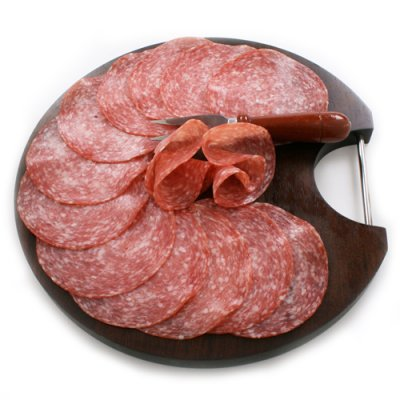 Sliced Genoa Salami