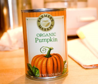 Pumpkin, Canned