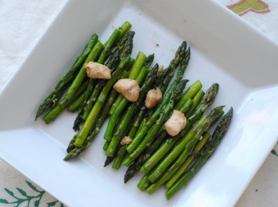 Stir Fry Vegetables, with Asparagus