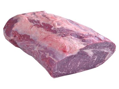 Beef, ribeye  petite roast/filet, boneless, separable lean only, trimmed to 0