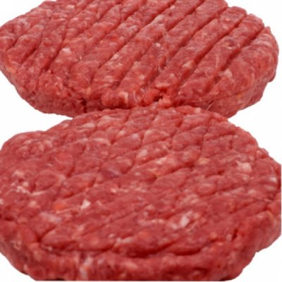 100% Ground Beef Patties