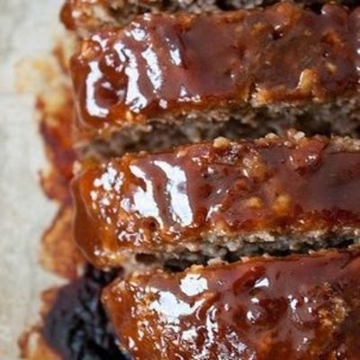 Beef Meatloaf, 90% lean