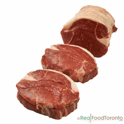 Beef, top sirloin, steak, separable lean and fat, trimmed to 1/8