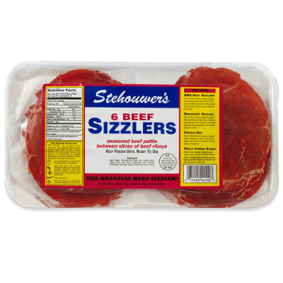 The Original Beef Sizzlers