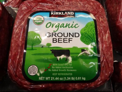 Natural Ground Beef