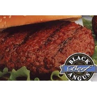 Angus Beef Patties