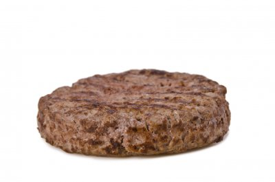 Beef Patties, Angus, Fully Cooked