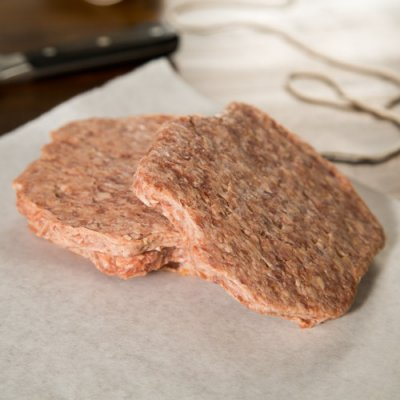 Ground Angus And Beef Patties